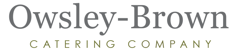 Owsley-Brown Catering Company Norfolk Colour Logo
