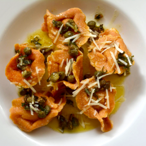Artisian Pasta by Owsley-Brown Catering